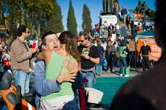 Gli incontri (nimzilvio) Tags: roma manifestazione indignati 15ottobre2011