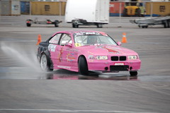 King of Europe Series Xristos Xantzaras (KONSTANTINOS PAPAD) Tags: pink port project d50 tv energy europe king photos action dcc hell motors greece final round bmw pro m3 drift koe serres iraklio e36 2011   dcg xristos of     xantzaras