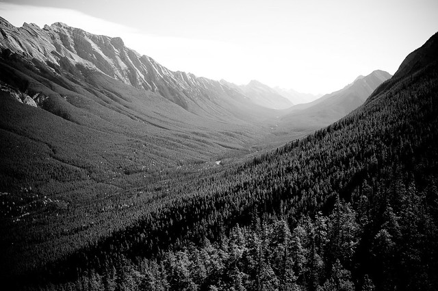 Sulphur Mountain Valley