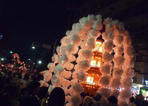 TOKYO INSIDE 本門寺お会式 X