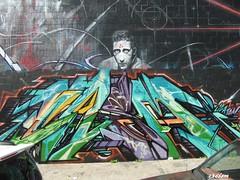 Casm (236ism) Tags: graffiti los angeles casm