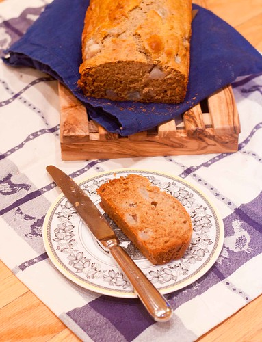 Pear Honey Buckwheat Bread (4 of 5)