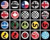 Magnetic Grille Badges