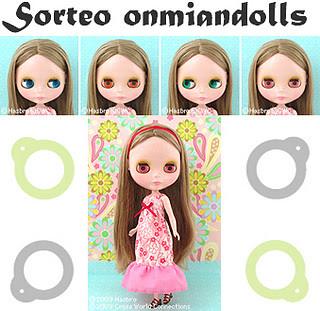 SORTEO ONMIANDOLLS by tatadelacasa