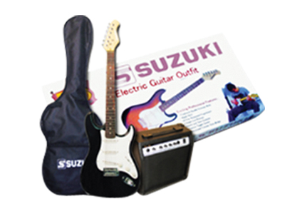 Suzuki Electric Guitar Package