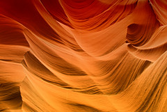 Aesthetic (dbushue) Tags: abstract art nature water landscape sandstone scenery wind native shapes canyon erosion maze flowing navajoreservation palette slotcanyon 2011 pageaz coth supershot lowerantelopecanyon damniwishidtakenthat coth5 dailynaturetnc11