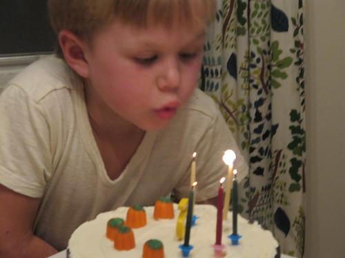 turning 5