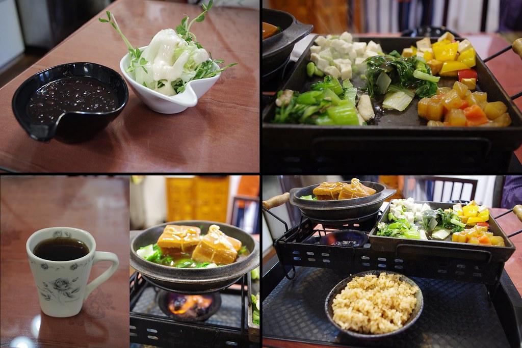[台北]懶人偽一張流@陽光廚房(素食)