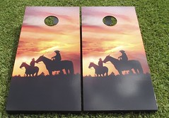 Animal Theme Cornhole Games