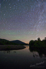 Airglow (Gary Randall) Tags: sky reflection night oregon stars kirby startrails illinoisriver cavejunction illinoisvalley airglow dsc24512