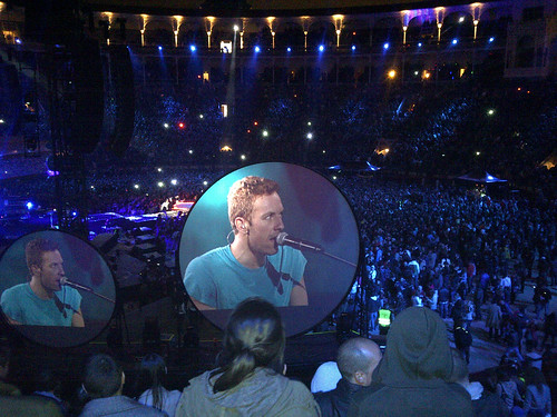 Coldplay Las Ventas
