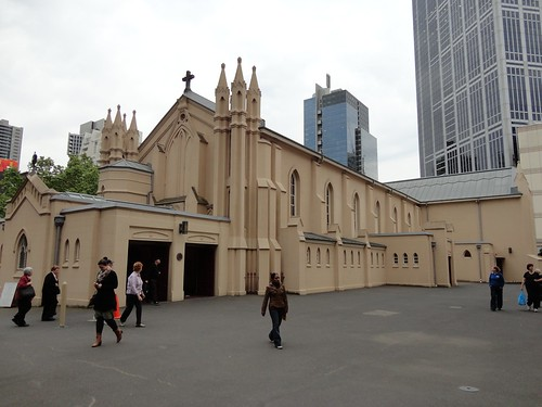 St Francis Church, Melbourne