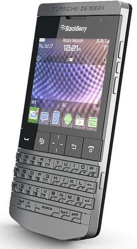 Porshe P'9981 BlackBerry