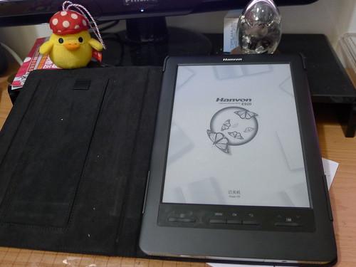 """漢王 EInk E920 9.7"""" 電子書閱讀器"""