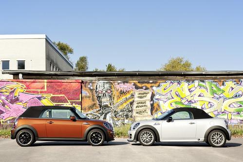 MINI Cooper S Roadster and Cabrio