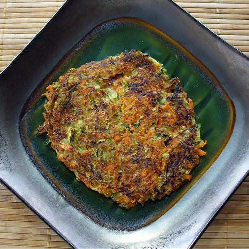 2011-10-29 - Quick Oat Veggie Pancakes - 0014