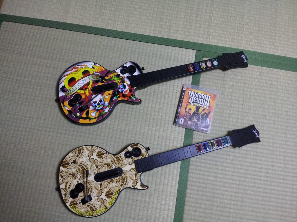Guitar Hero 3 (PS3)
