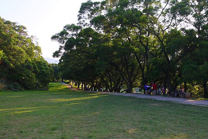 滬尾砲台公園0013