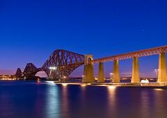 FORTH BRIDGE 1 (GRAEME BUCHAN) Tags: scotland forthbridge riverforth southqueensferry westlothian railwaybridges scottishlandmarks nikond40x top20bridges