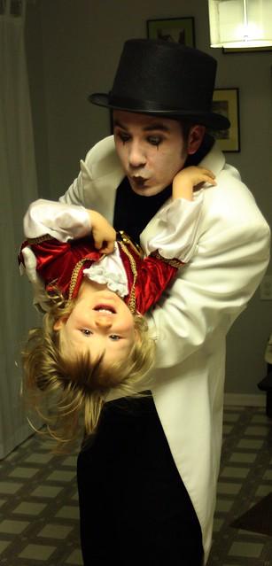 Eric and Cordelia