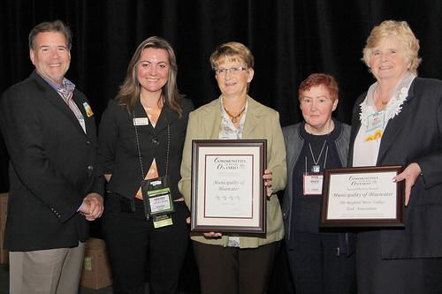 2011 Four Blooms Award Pic