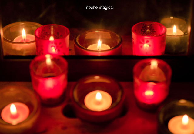 31/366: noche mágica