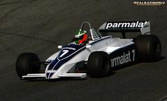Brabham BT49 - Jarama Vintage Festival