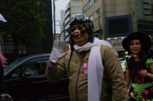 KAWASAKI HALLOWEEN 2011 Parade IMGP8633
