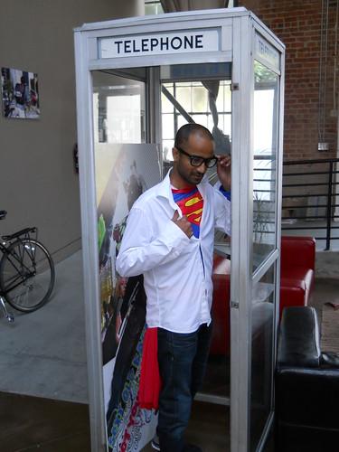 Bopanna as Clark Kent