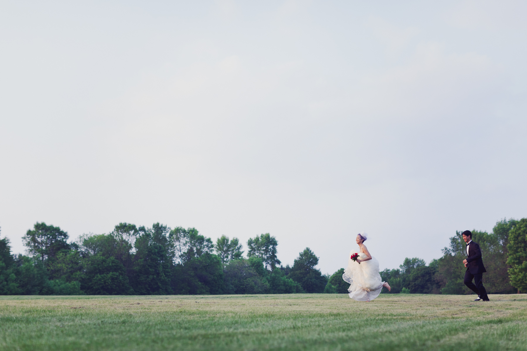 Wedding Portraits  { Bill + Livian }