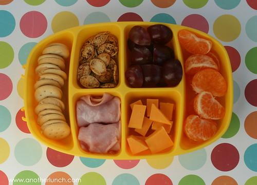 toddler's nibble tray
