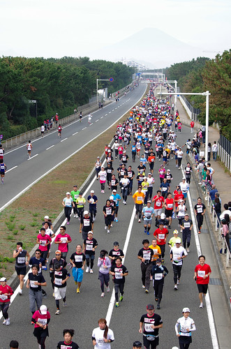 SHONAN INTERNATIONAL MARATHON #1