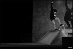 Josh Radko | Front Blunt Slide (Alex Papke) Tags: street school light shadow blackandwhite black sports night photoshop dark nikon shoes pittsburgh skateboarding action pennsylvania flash bricks wheels slide pa deck riding independent skate views headboard roll trucks sharpen circa zero blunt rolling banks steep ledges bearings radko emerica burgh hilldistrict sb800 blunts streetskating lightstands theburgh papke pocketwizards strobist c1rca sb900 headboardshop d7000 consolenergycenter