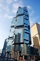 Lippo Centre, Central District, Hong Kong (rmartinsssz) Tags: brazil brasil hongkong nikon lippocentre centraldistrict 2011 d90 rmartinsssz