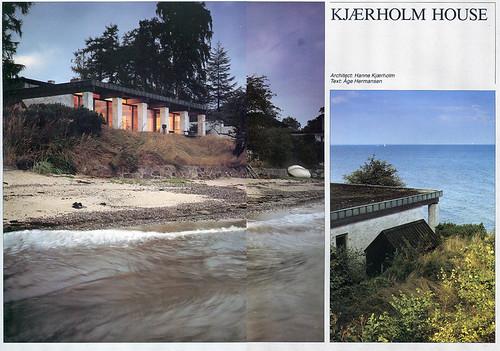 Kjaerholm house 1