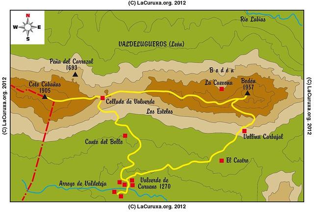 2012-06-09-VALVERDE DE CURUEÑO-PICO BODON-VALVERDE DE CURUEÑO