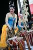 Rampak Gendang dancer