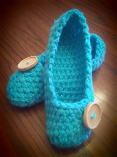 Simply Slippers by Patty Martyn