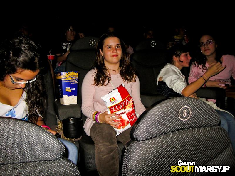 Mafeking, un día en el cine! 29 Nov 2011