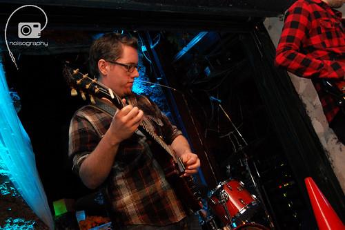 Nerd Army @ The Seahorse Tavern - Nov 5th 2011 - 02