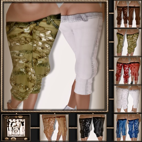 A&A Fashion Bety Pants
