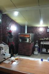 Oven area at the Pizza Restaurant (Ray Cunningham) Tags: tourism restaurant north korea pizza northkorea pyongyang dprk coreadelnorte koryo coréedunord 조선민주주의인민공화국 корейскаянароднодемократическаяреспублика koreainépidemokratikusköztársaság