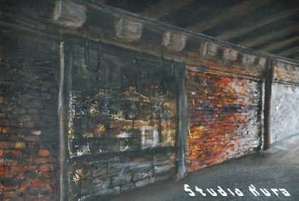 Studio Kura絵画教室の作品展Ⅲ