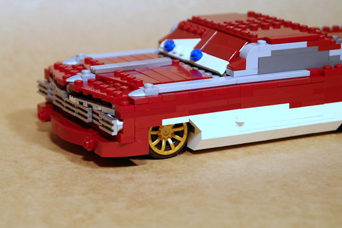 Dark Red Ramone - Disney / Pixar 'Cars' Movie Character