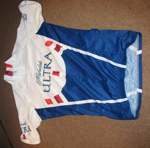 0a92adb42 Surplus Cycling Jerseys - Michelob Ultra