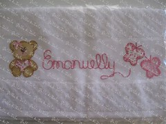 Toalhinha Infantil (Golla & Zolla) Tags: fuxico toalha patchwork lavabo toalhinha enxoval patchcolagem toalhademão patchaplique