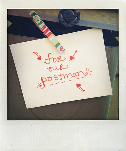 letter to postman