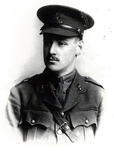 Major P.S. Woodforde, 1st Battalion A.I.F.