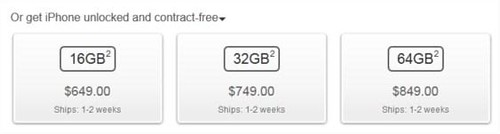 Apple's Unlocked iPhone 4S