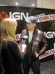 Captain America - Chris Evans (IndyCast) Tags: indianajones indycast